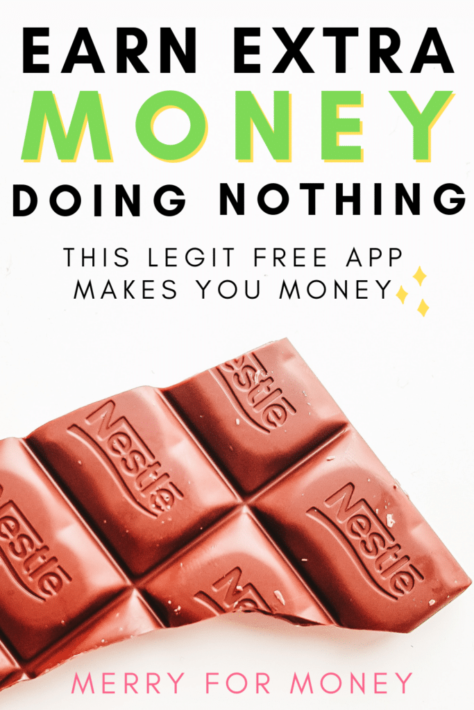 Make money Earn extra money doing nothing legit way to make money app review smores lockscreen