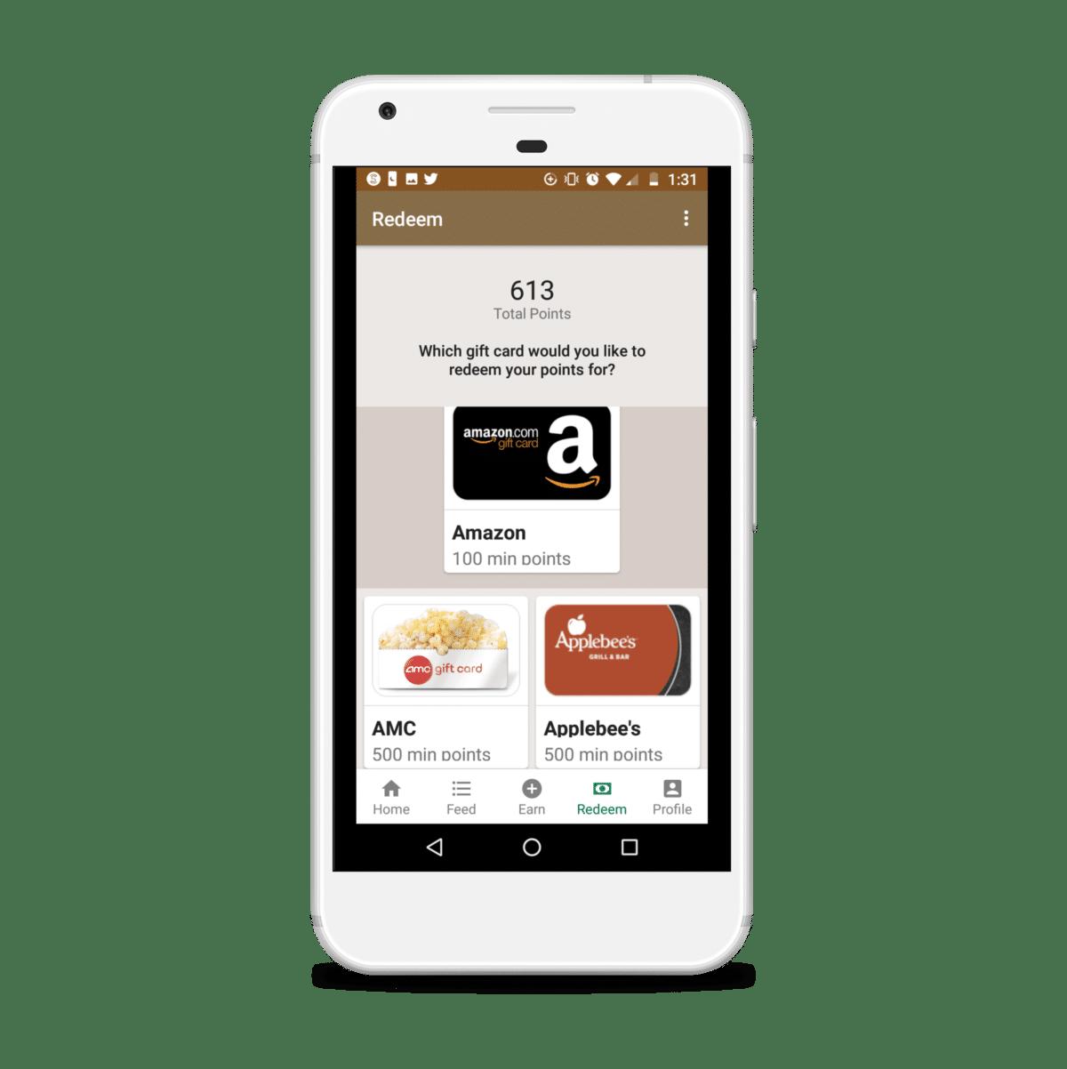 redeem points smores app review