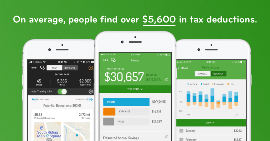 Hurdlr review features savings, expenses, tax help for freelancers