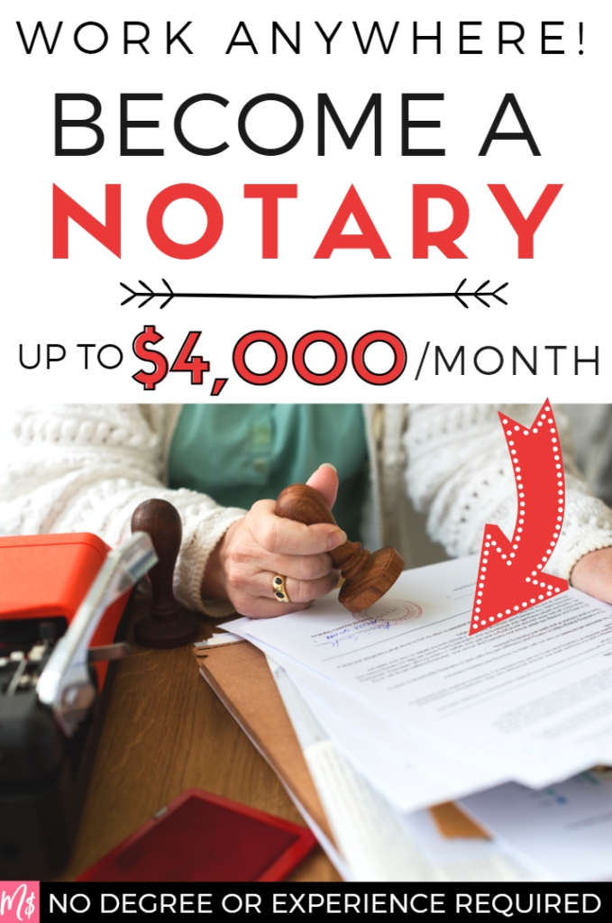 become-notary-agent-tips-jobs-signing-agent-training-exams-work-from-home-side-hustle-make-money-earn-extra-income, no degree jobs notary public