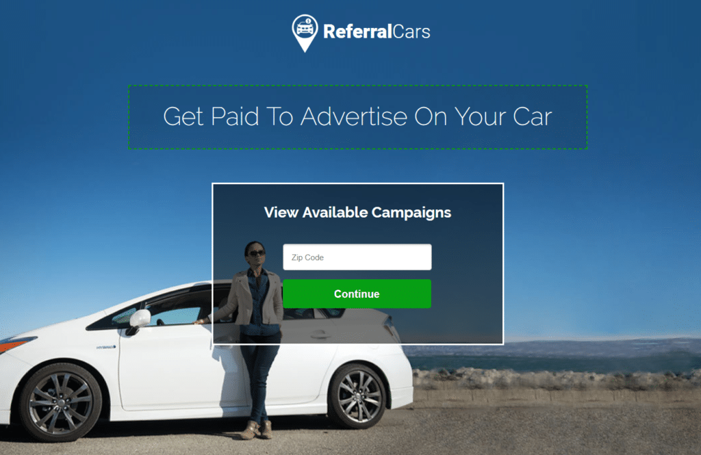 How To Turn Your Car into an Advertising Money Making Machine