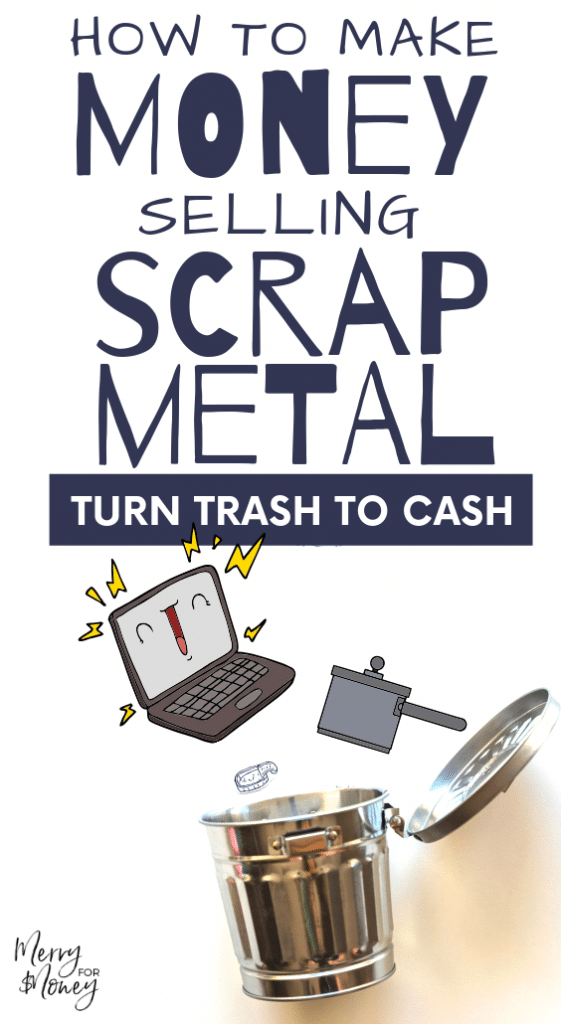 Trash To Cash: How To Make Money Selling Scrap Metal - Full Guide