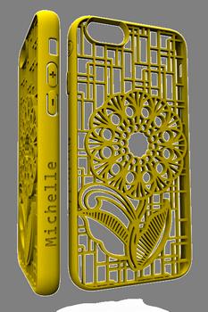 apple 3d phone cases