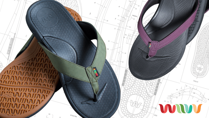 World's First Custom Fit Sandals for Personalized Comfort