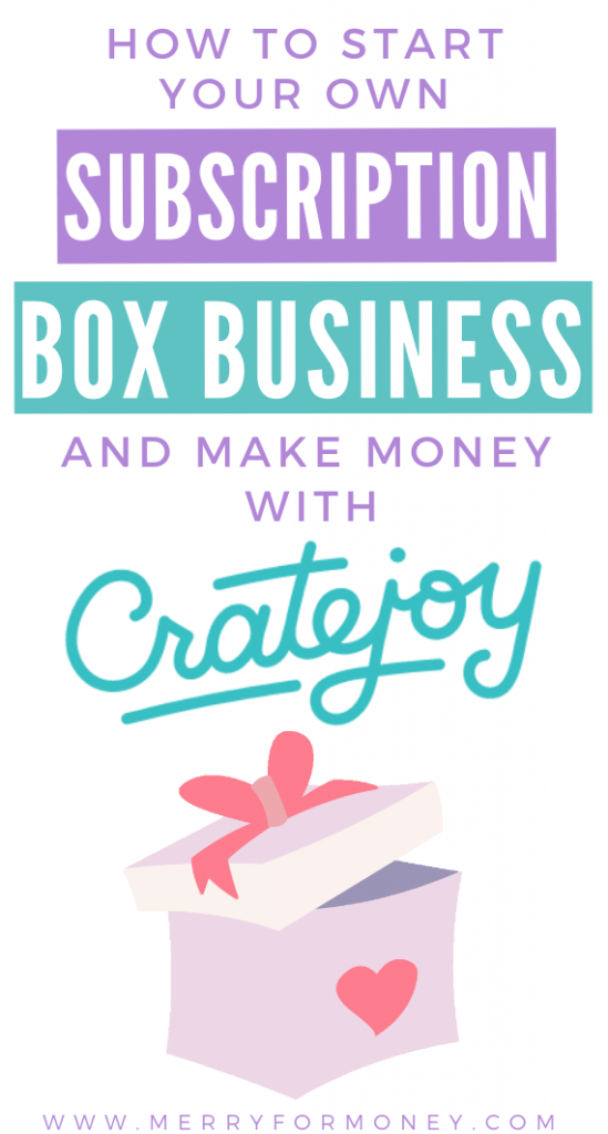 Have a cool idea for your own subscription box? Sell it through Cratejoy and earn extra money! Home business ideas for creative girls, making make money online, Cratejoy, earn income ideas, subscription box, subscriptions, boxes, product, Cratejoy business, start a business, create monthly subscription, things to do to make money, make money from home, money making hobbies, creative side hustle, how to work from home with kids, stay at home mom job ideas, home based jobs, no experience jobs, part time online jobs, eCommerce platform