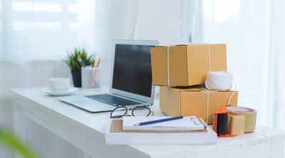 business-owner-working-home-office-packaging