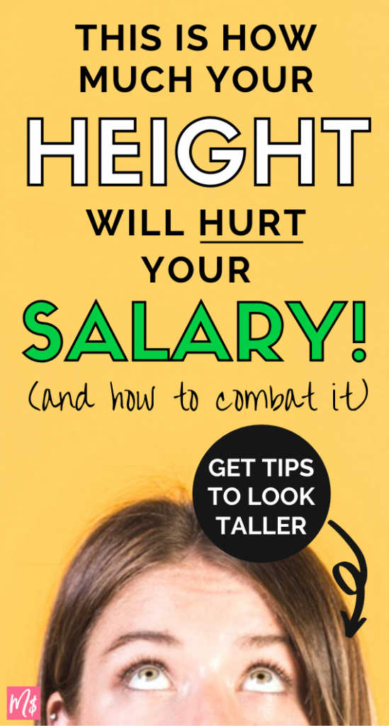 MANY studies resulted in the conclusion that height DOES matter in the workplace even subconsciously. Heres how to fight bias - Height, salary, make money, tricks to increase height, look taller, height difference, women, men, girl, boys, grow taller, body, money management, financial, job, negotiating salary, raise, workplace wellbeing, wellness, toxic, tips, stress, aesthetic, motivation, humor, teamwork, grow taller teens, after 30, in a week, after 20, tips before after, naturally, vitamins